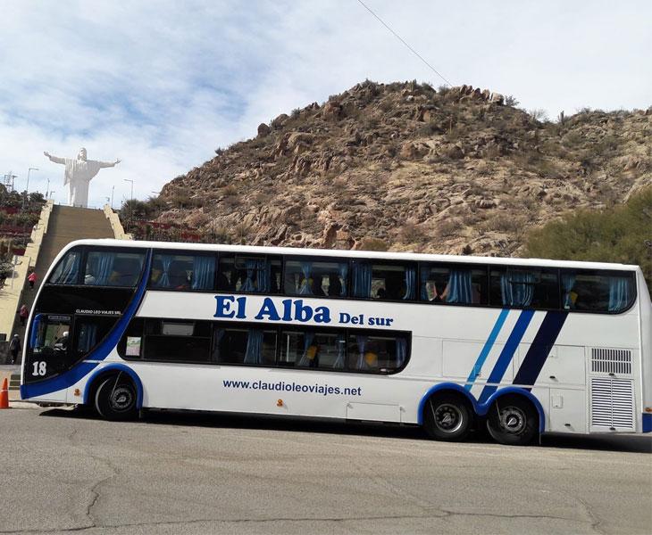 El Alba del Sur Bus Frente 2