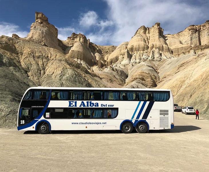 El Alba del Sur Bus Frente 1