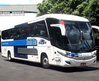 ônibus Danubio Azul