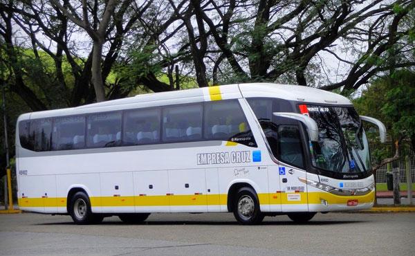 Empresa Cruz ônibus