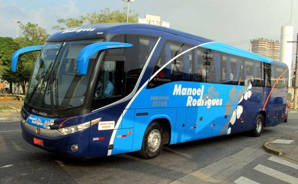 Manoel Rodriguez ônibus
