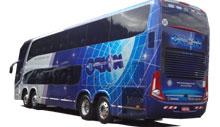 Orion Turismo ônibus