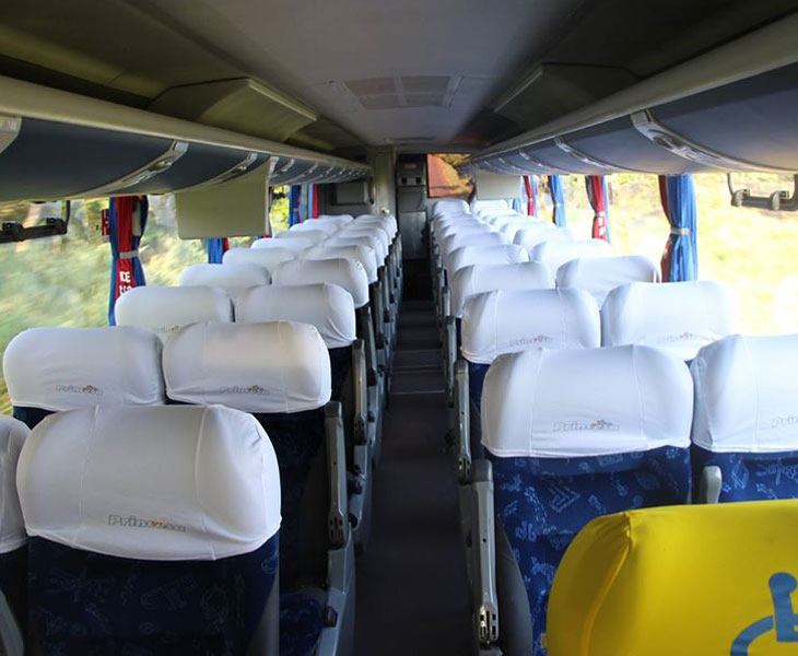 Princesa Do Norte Bus Interior