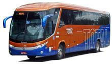 Viaçao Total ônibus