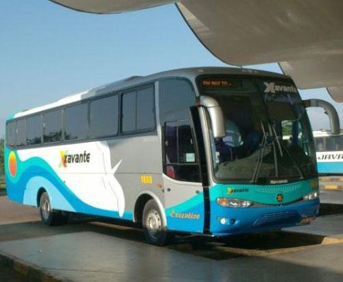 Ônibus Xavante 3